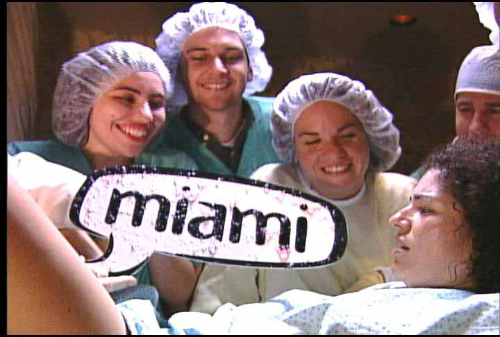 miami Bubble Birth