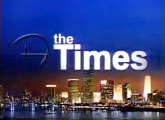 The Times Logo #4